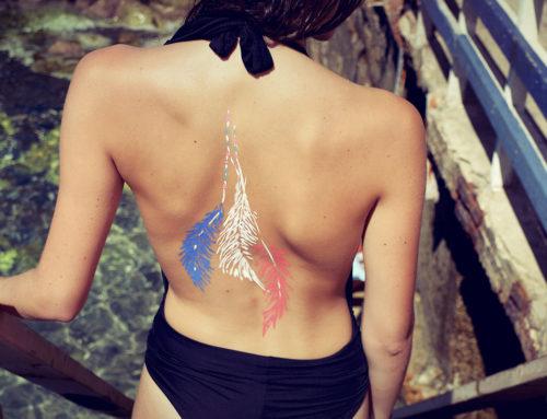 Peinture sur corps: Body painting événementiel