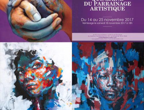 Exposition collective à la galerie ESDAC à Aix en Provence