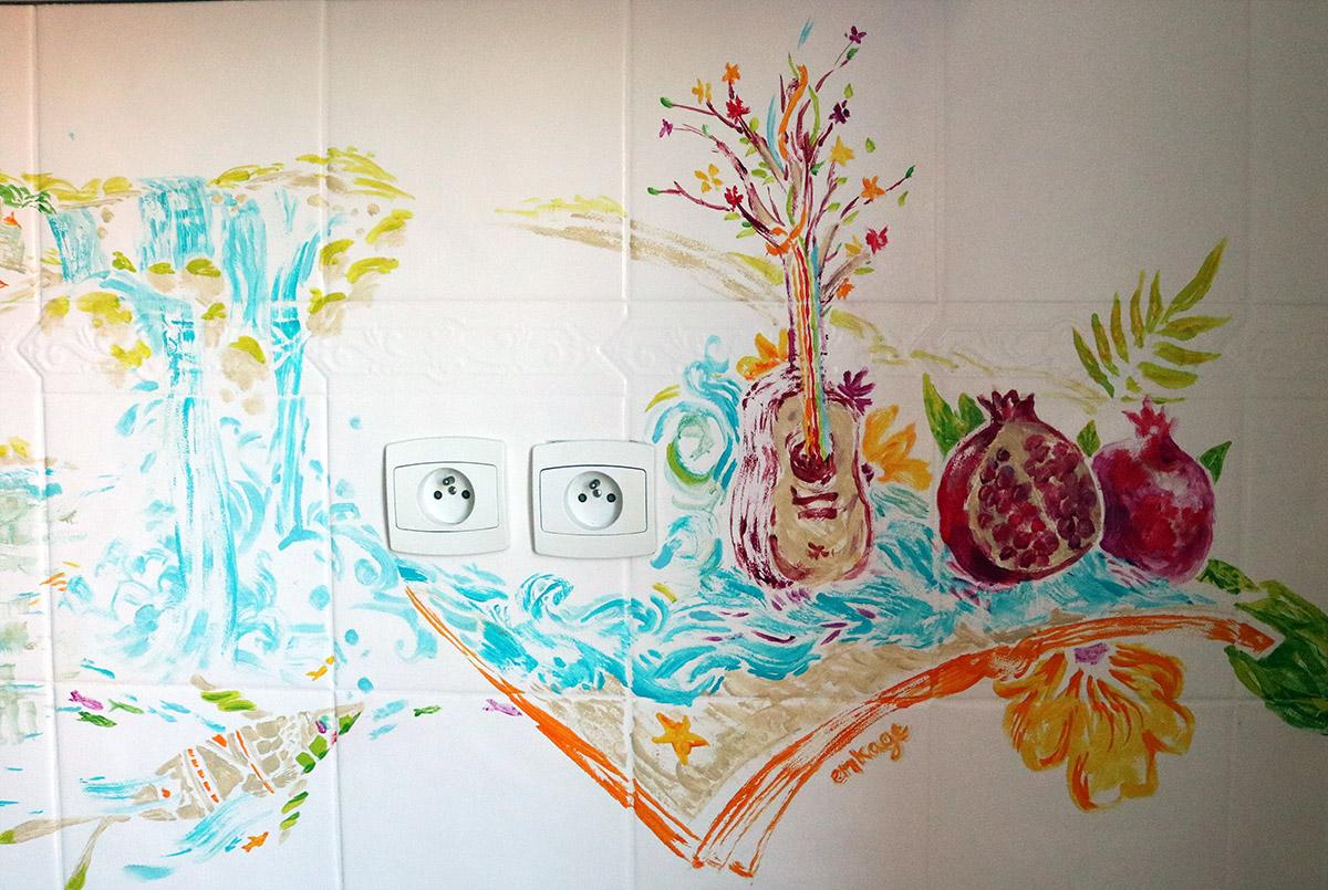 Tableau Deco Cuisine Et Peinture Creative Enkage