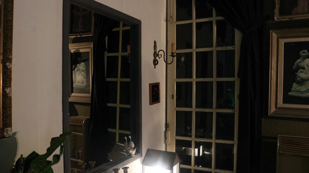 Exposition Borondo: effet de miroir, faux ami